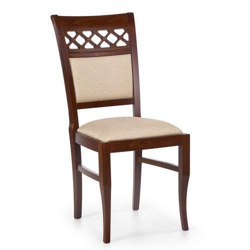 Stylowe krzesło z drewna litego SEBASTIAN 3 czereśnia antyczna / Gwarancja 24m / NAJTAŃSZA WYSYŁKA!, kolor Stylowe
