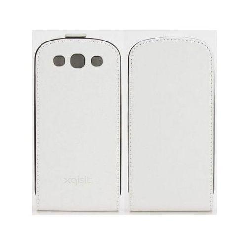 Pokrowiec XQISIT Futerał dla Samsung Galaxy S3 Biały (4029948810904)