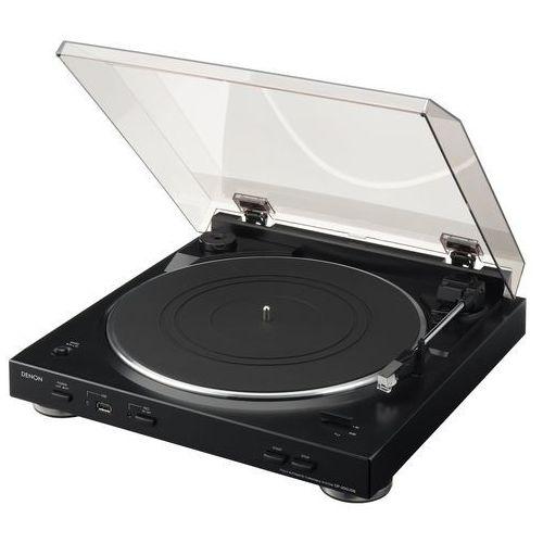 Denon Gramofon dp-200usb czarny (4582116360491)