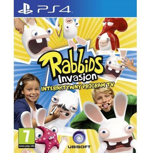 Rabbids Invasion (PS4)