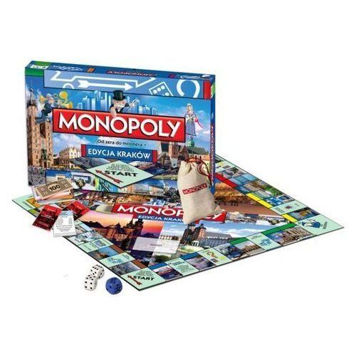 Winning moves Hasbro monopoly kraków - poznań, hiperszybka wysyłka od 5,99zł!