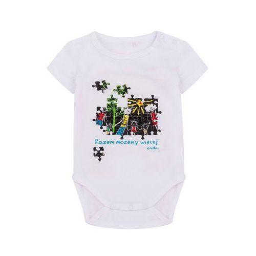 Endo - body niemowlęce 62-92 cm