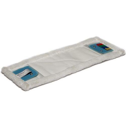 Mop płaski z mikrofazy speedy duo 40 cm mop do dezynfekcji marki Clean