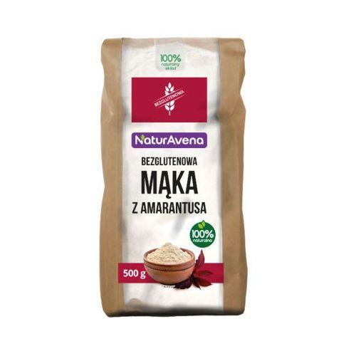 NATURAVENA 500g Mąka z amarantusa bezglutenowa