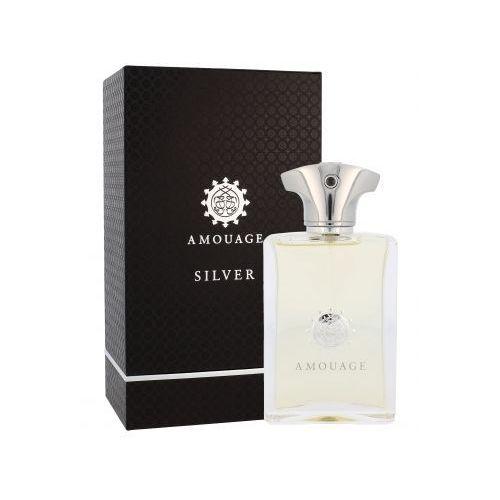 silver man woda perfumowana 100 ml dla mężczyzn marki Amouage