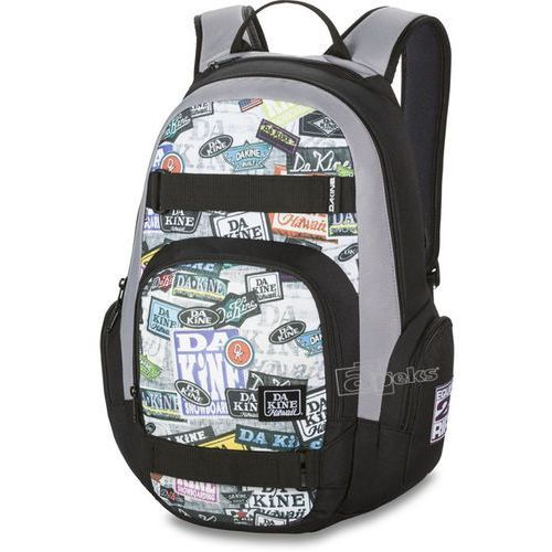 "Dakine Atlas 25 plecak miejski na laptopa 15"" / Equip2rip - Equip2rip, kolor czarny"