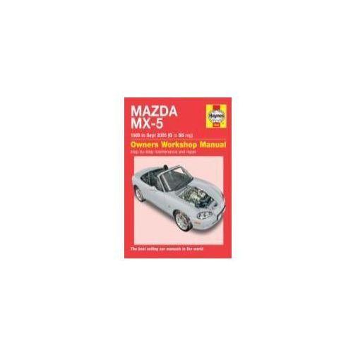 Mazda MX-5 Service & Repair Manual - Dobra cena!