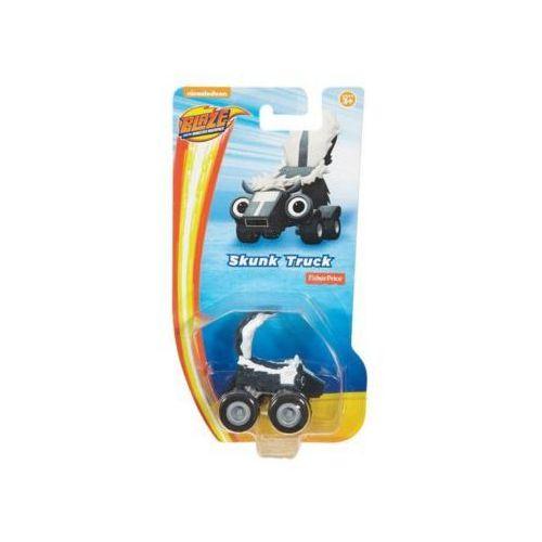 Hot wheels Blaze i mega maszyny skunks truck - darmowa dostawa od 199 zł!!!