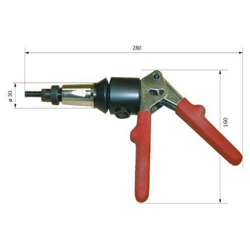 Nitownica hydrauliczna multi 152 marki Vvg / honsel