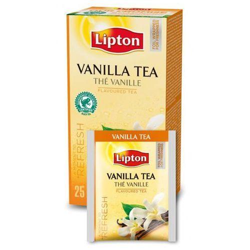 Herbata vanilla 25 kopert foliowych marki Lipton
