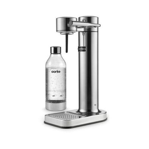 Urządzenie do wody gazowanej carbonator aa01-c2 srebrny darmowy transport marki Aarke