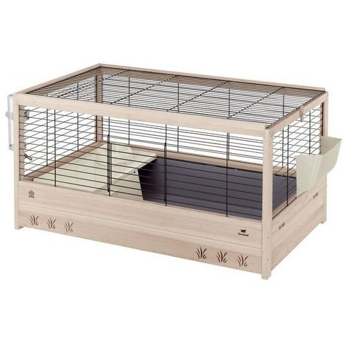 Ferplast Arena 100 klatka dla świnki, królika z wyposażeniem
