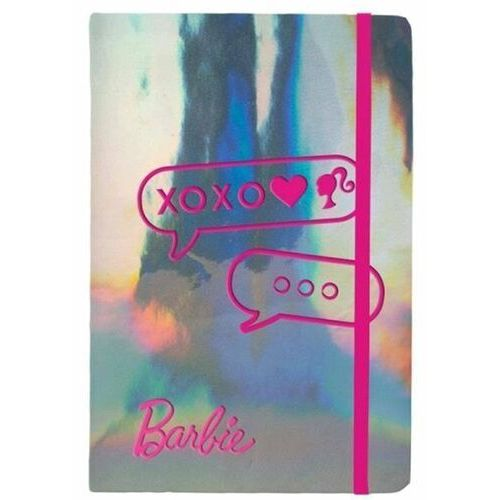 Paso Notes/pamiętnik holograficzny barbie