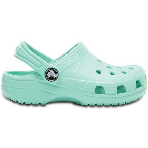 Crocs CLASSIC Sandały kąpielowe new mint, 204536