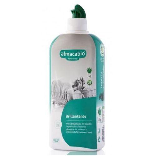 Almacabio dystrybutor: bio planet s.a., wilkowa wieś 7, 05-084 leszno Środek nabłyszczający do zmywarek eco 500 ml - almacabio
