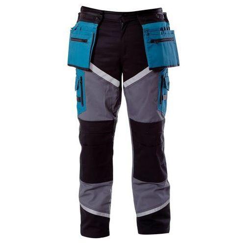 Spodnie robocze L4050204 r. XL LAHTI PRO