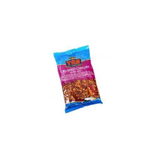 Trs Chili płatki ostre (crushed chillies extra hot) 100 gram