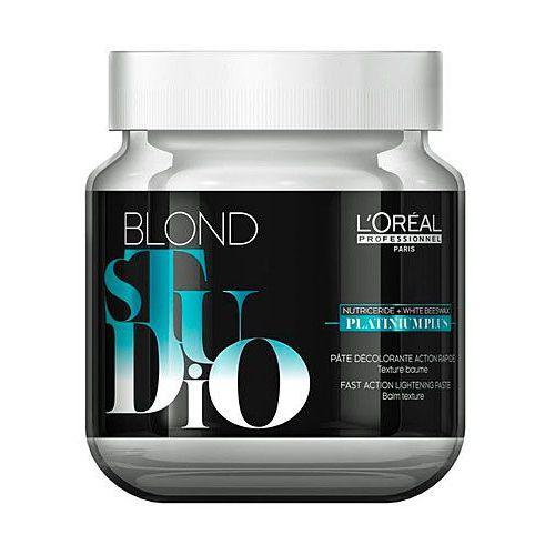 studio blond platinium plus pasta rozjaśniająca do 7 tonów 500g marki Loreal