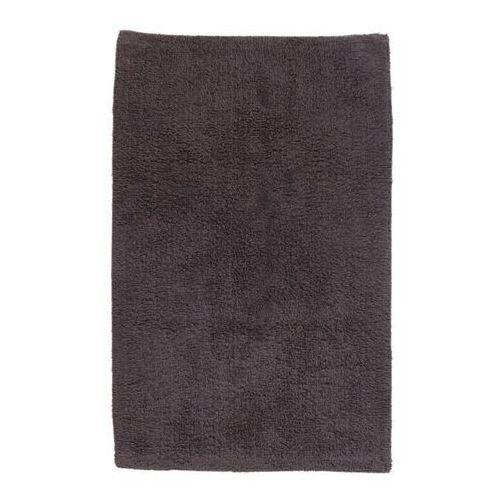 Dywanik łazienkowy bawełniany Diani 50 x 80 cm szary (3663602965336)