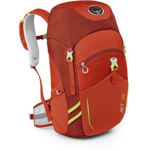 plecak dziecięcy jet 18 strawberry red marki Osprey