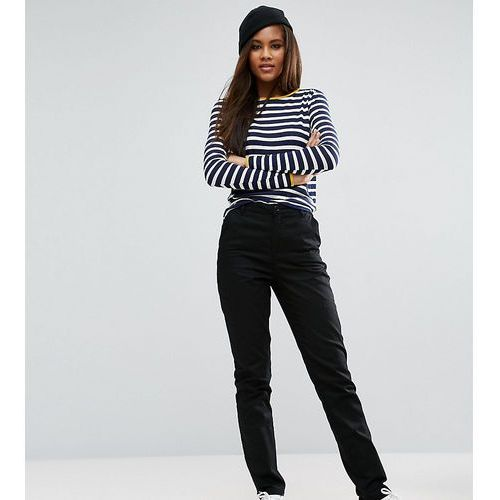 Asos design tall chino trousers - black, Asos tall