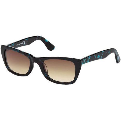 Just cavalli Okulary słoneczne jc 491s 56f e
