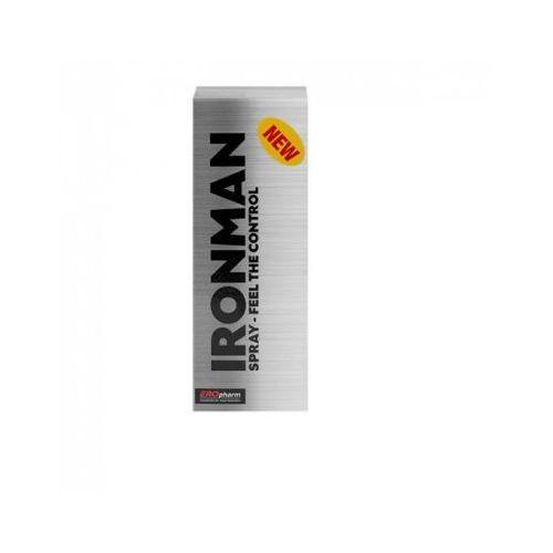 Spray opóźniający wytrysk eropharm ironman performance spray 30 ml marki Joydivision (ge)