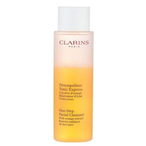 Clarins  one step facial cleanser 200ml w płyn do demakijażu do wszystkich typów skóry