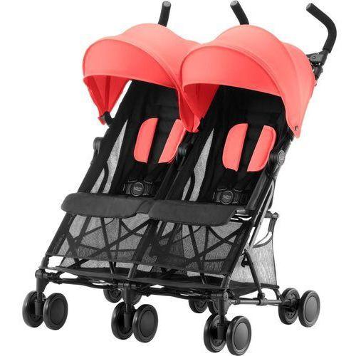Britax Römer wózek dla rodzeństwa Holiday Double, Coral Peach (4000984190939)