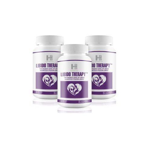 3x libido therapy (90 tab) - zwiększa libido u kobiet marki Sexual health series (gb)