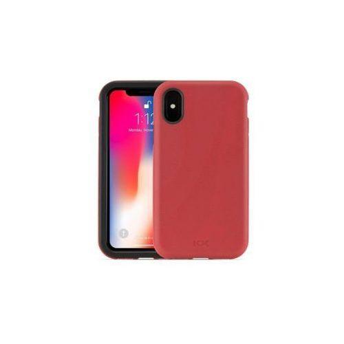 Etui OWC NewerTech NuGuard KX do Apple iPhone X Czerwony, kolor czerwony
