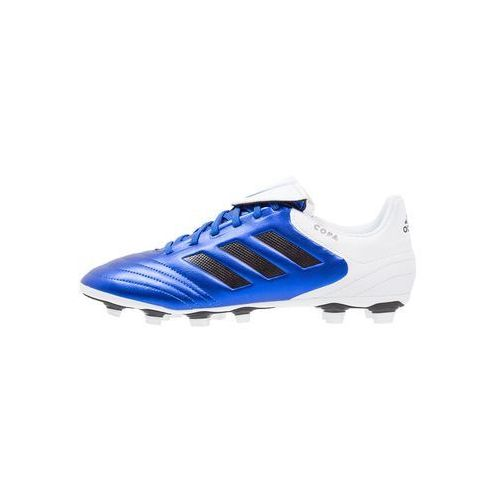 adidas Performance COPA 17.4 FXG Korki Lanki blue/white/core black
