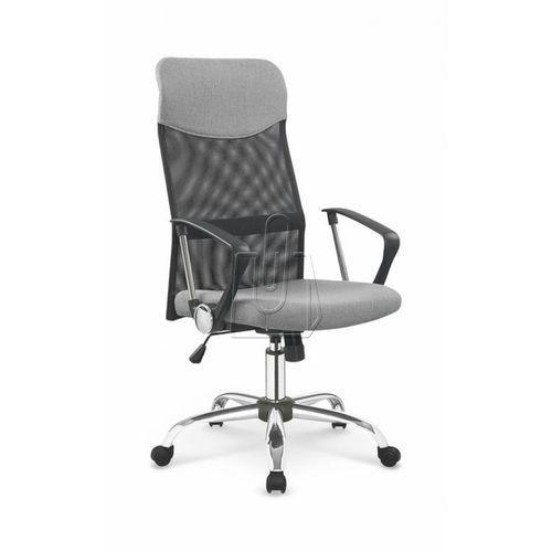 Fotel pracowniczy Halmar Vire 2 popielaty - gwarancja bezpiecznych zakupów - WYSYŁKA 24H, 97575