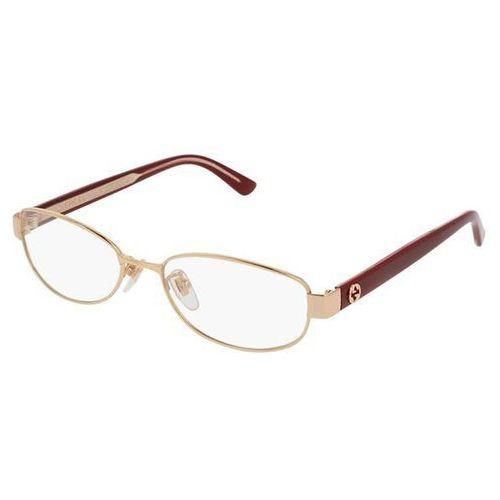 Okulary korekcyjne gg0129oj 004 marki Gucci