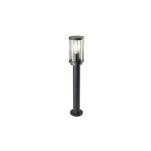 fiord 312310 lampa stojąca 1x10w e27 ip44 czarna marki Sanico