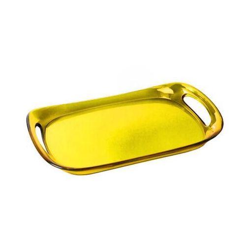 Taca Bugatti Glamour transparentna żółta, GL6U-02165