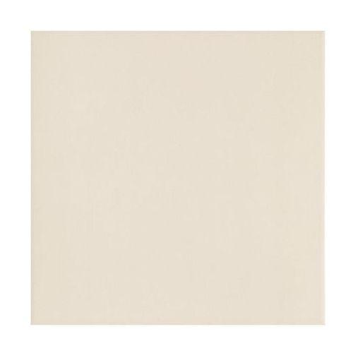 Ceramika paradyż Gres szkliwiony polaris bianco 40 cm x 40 cm