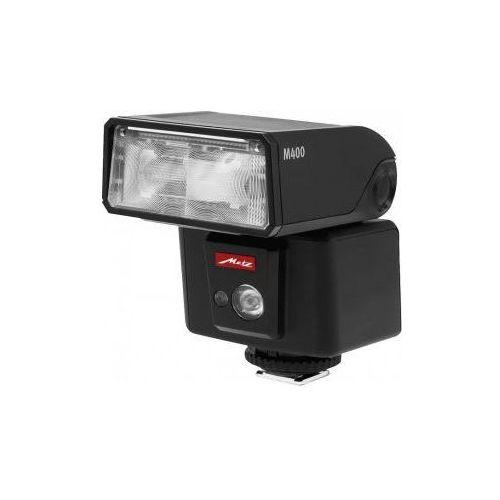 m400 lampa mocowanie fujifilm marki Metz