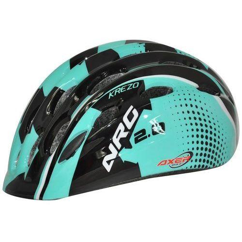 Kask rowerowy AXER SPORT Krezo Blue (rozmiar S) (5901780919269)