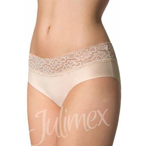 Figi model hipster panty beige marki Julimex