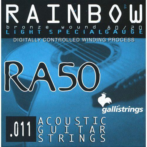 Galli RA20 Light Special - struny do gitary akustycznej