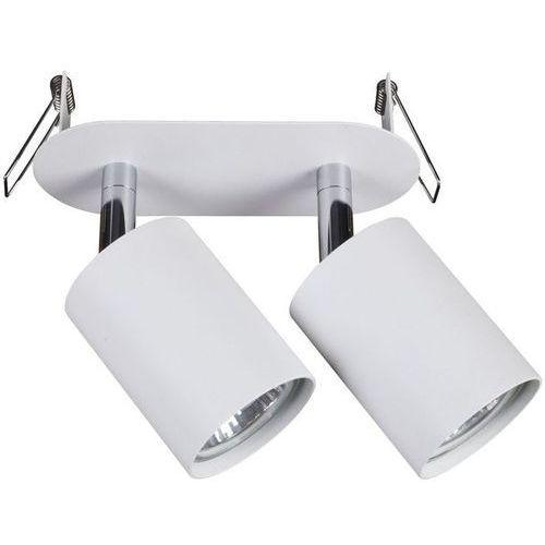 Nowodvorski 9395 eye fit lampa wisząca punktowa biała