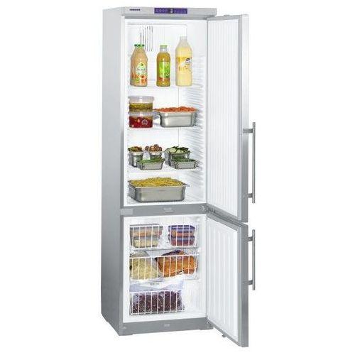 Szafa chłodniczo-mroźnicza   +1°c +15°c / -14°c -28°c   345l   600x615x(h)2000mm marki Liebherr