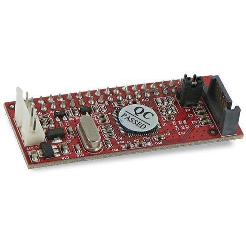 4world Adapter jednokierunkowy z napędu ide/ata do płyty sata (5908214328321)