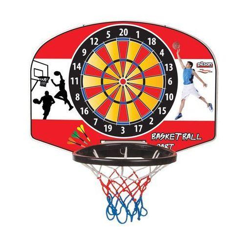 Pilsan  zestaw do koszykówki (8693461034008)