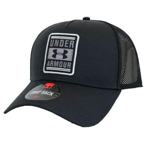 UNDER ARMOUR UA super czapka z daszkiem trucker