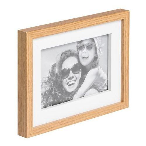 Ramka na zdjęcia Duo 10 x 15 cm biała dąb, F11015M008M015