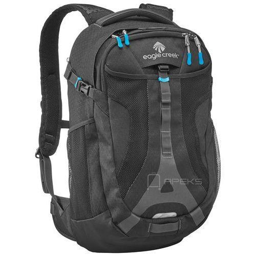 "Eagle creek afar backpack plecak turystyczny na laptopa 17"" / black - black"