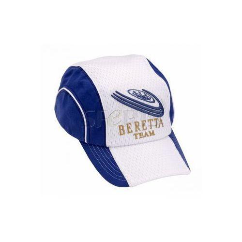 Sportowa czapka Beretta BT13 - Kolor 504 Blue Total Eclipse - UBE/CZAP BT13 0504 ze sklepu Sferis.pl