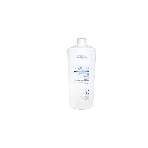 Loreal Serioxyl, krok 1 szampon oczyszczający, do włosów naturalnych, 1000ml